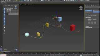 3Ds Max 2018  The  Best  New  Features  Animation Motion  paths