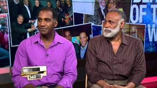 Norm Lewis & Chapman Roberts talk about African Americans on Broadway!