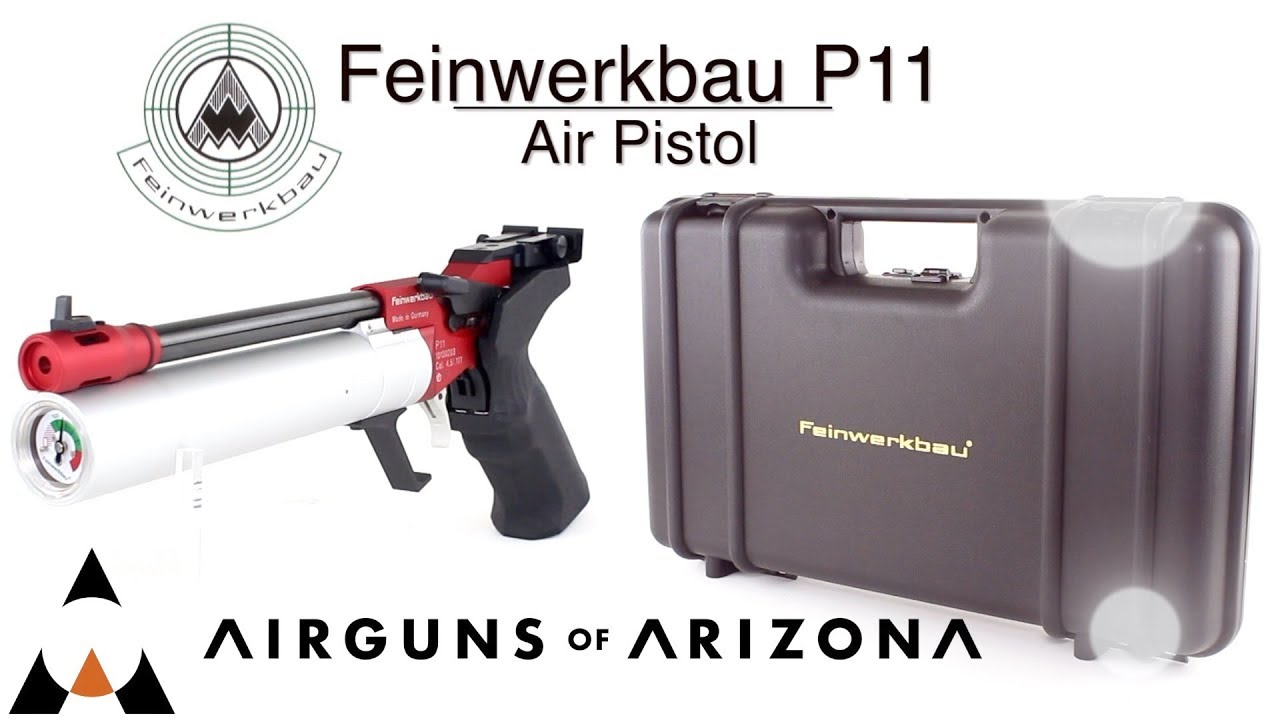FWB P11 Match Air Pistol