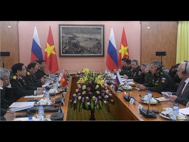 Cả thế giới giật mình bất ngờ vì mức độ quy mô các hợp đồng mua Vũ Khí Việt Nam đến năm 2020