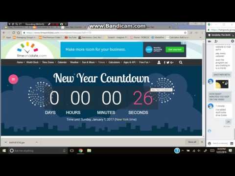EASTERN TIMES COUNTDOWN OF 2017