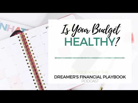 Is Your Budget Healthy?