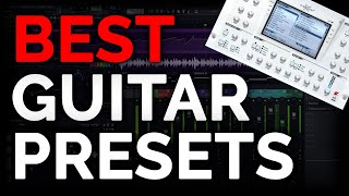 3 Best Nexus Guitar Presets (XP Guitar Only) | Bonus Melody Making