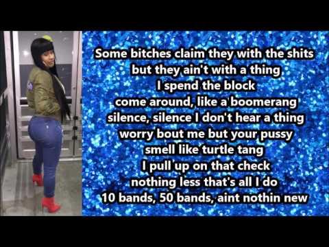 Cardi B - Foreva (Lyrics)