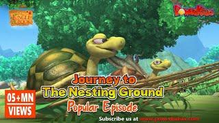 Jungle book Season 2 | Episode 5 | Journey to the Nesting Ground | PowerKids TV