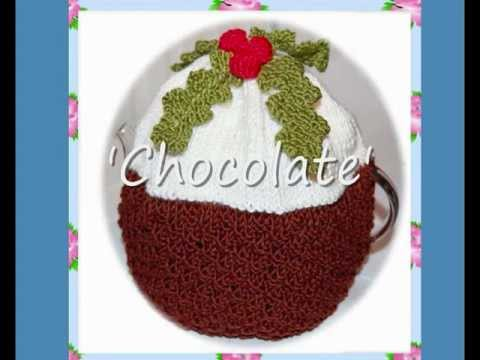 Chocolate Christmas Pudding Tea Cosy Cozy Knitting Pattern Youtube