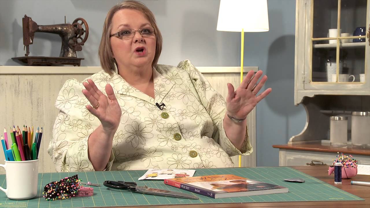Meet craftsy sewing instructor barbara deckert from plus size meet craftsy sewing instructor barbara deckert from plus size pattern fitting and design youtube jeuxipadfo Image collections