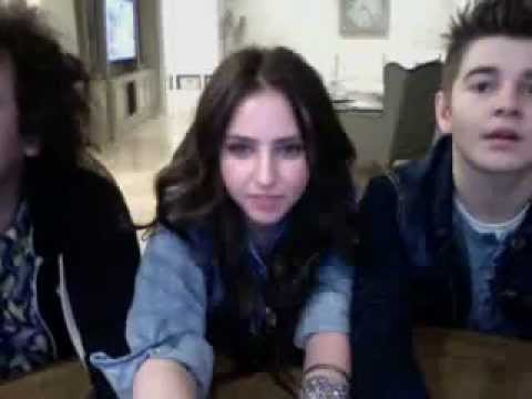 Live Chat - Ryan Newman - Jack Griffo - Ramy Youssef - See Dad Run 2-18-2013