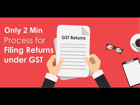 Gst 3b file kare in only 2 min