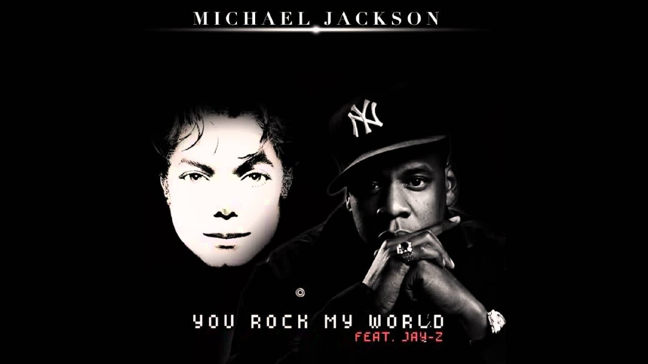Michael Jackson Feat Jay-Z - You Rock My World (Track ...