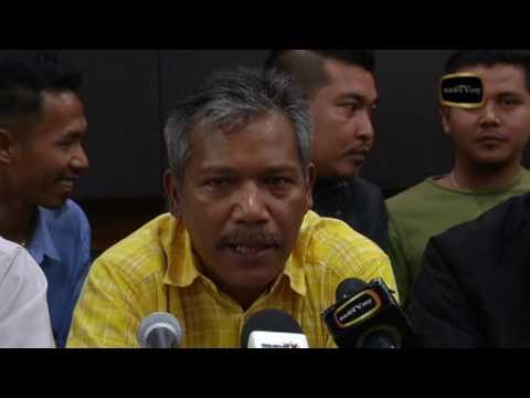 NGO Beri Amaran Kepada Jamal Yunos & Ali Tinju