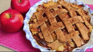 Healthy Vegan Apple Pie | Vegan Chef Emily