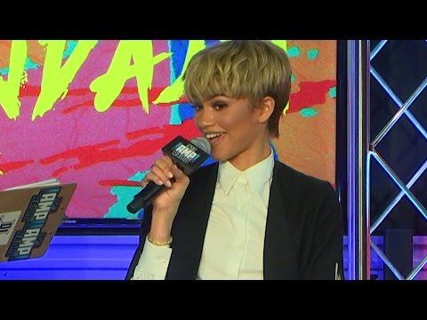 Zendaya Talks Odell Beckham