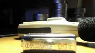 30 130dB Цифровой измеритель уровня звука шум тестер в децибел ЖК экран(30 130dB Цифровой измеритель уровня звука шум тестер в децибел ЖК экран куплин на ALIEXPRESS сылка здесь http://www.aliexpress..., 2014-01-10T13:46:26.000Z)