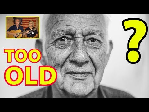 "Are You ""TOO OLD"" To RV?"