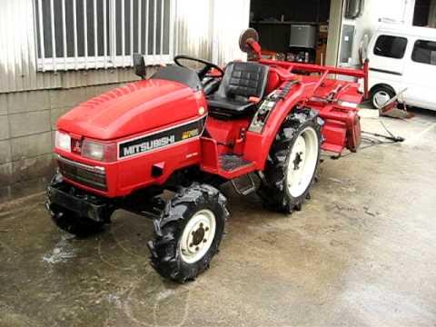 mitsubishi d2350 tractor manual