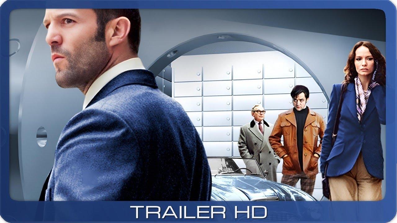 Bank Job ≣ 2008 ≣ Trailer ≣ German | Deutsch