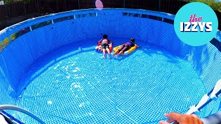 How long does iт take to fill up a 16 foot pool?! (WE WERE ALL WRONG)