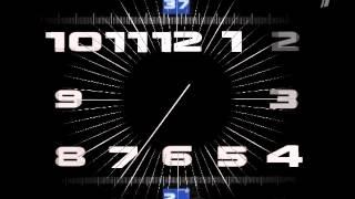 Тест. Часы первого канала. [ETG]