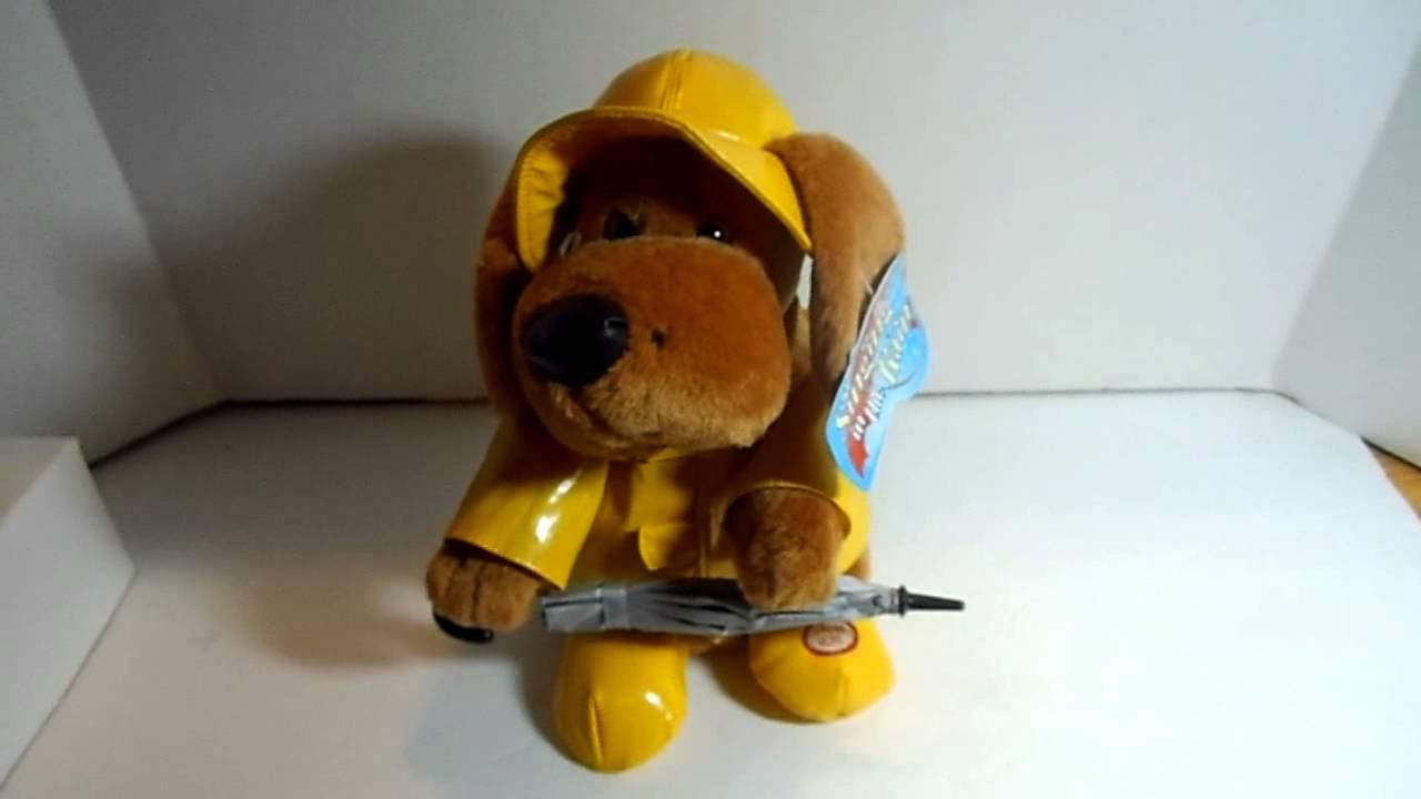 Stuffed Fish Dog Toy