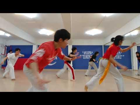 Capoeira 까뽀에라 군자 아카데미