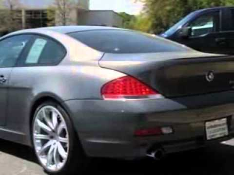 United Bmw Roswell >> 2005 BMW 6 Series 645Ci 2dr Cpe Coupe - Roswell, GA - YouTube