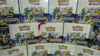 Lost Thunder Case Opening (6x Pokemon Lost Thunder Booster Boxes!)