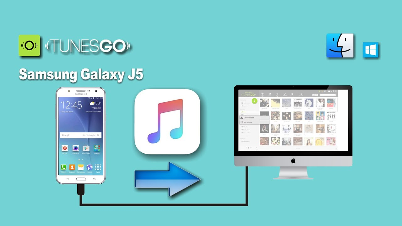 how to transfer songs from samsung galaxy j5 to mac. Black Bedroom Furniture Sets. Home Design Ideas