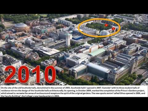 HISTORY OF WARDENING AND ACCOMMODATION PROVISION - Imperial College London