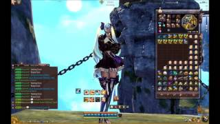 Blade and Soul - Opening 100 Large Moonwater Reward Chests