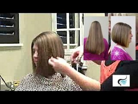 How To Cut Simple (Shoulder Medium Length Hairstyles)