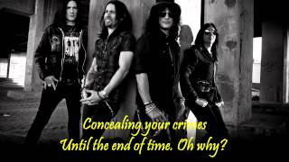 The Unholy [With Lyrics] - Slash Feat. Myles Kennedy