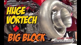 Monster Vortech-Equipped Big Block Commodore
