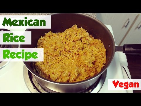 Fast & Easy Mexican Rice Recipe