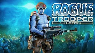 Rogue Trooper Redux All Cutscenes (Game Movie) 1080HD