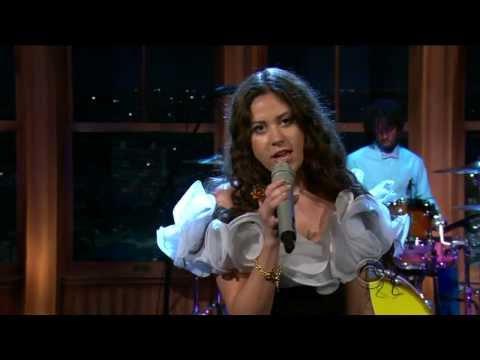 Eliza Doolittle Live on Late Late Show with Craig Ferguson,
