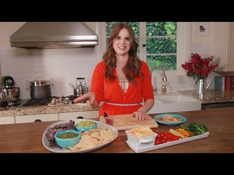 Easy Appetizers: Food for Thought Episode 14