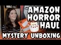 Amazon Horror Haul - Mystery Unboxing