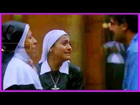 Merupu Kalalu Telugu Movie Climax Scene - Aravind swamy,Prabhu deva,Kajol