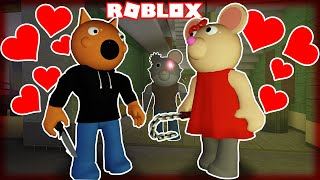 PIGGY - MOUSY MEETS HER BROTHER! (Roblox Piggy Short Movie)