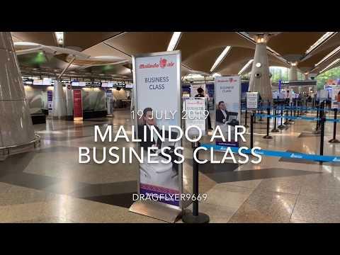 Business Class | Malindo Air OD 302 | Kuala Lumpur to Bandung