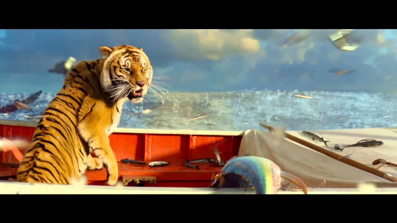 Download Life of Pi: Flying Fish