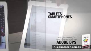 DVD Produção de Publicações Para Dispositivos Móveis com ADOBE DPS - Ana Laura Gomes