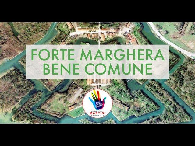 Forte Marghera bene comune.