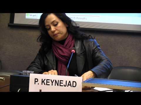 Sudwind , The situation of Elyasin community (Ale Yasin) , Paris  Keynejad , 14 march 2013