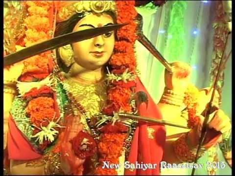 04 Aarti   Jai Aadhyashakti   New sahiyar raasotsav 2015 Om jai om Ma jagdambe