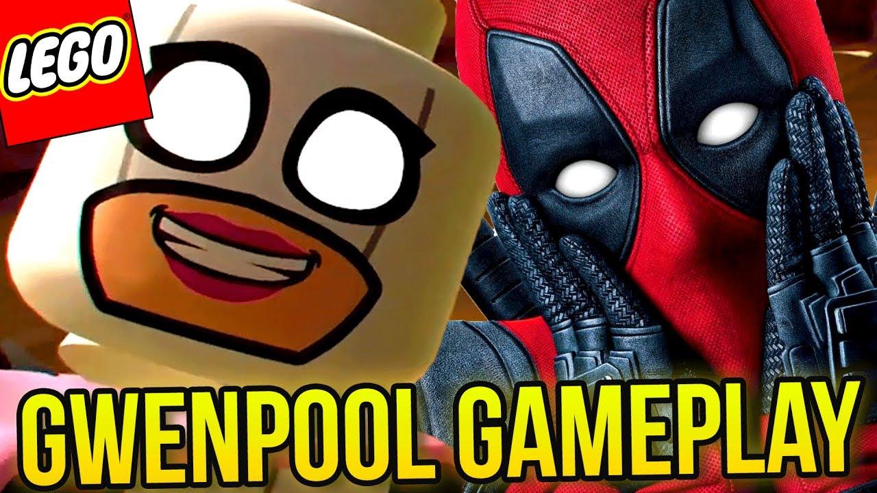 lego marvel super heroes 2 gameplay dos novos