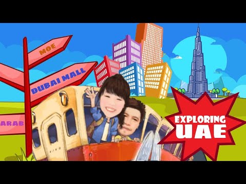 Travelling From Sharjah To Dubai Mall | Travel Vlog | Exploring UAE