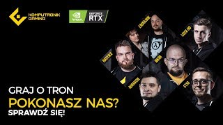 """""""GRAJ O TRON"""", zapowiedź - 12.10.2019"""
