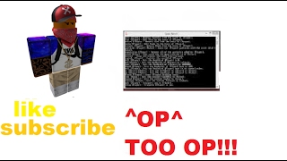 Roblox exploit Legohax OP say,btools,music and more!!!